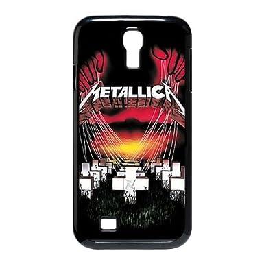 Galaxy S4 Funda, Galaxy S4 Cover Case, Metallica - Carcasa ...