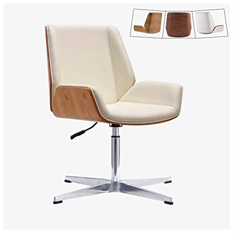 Amazon.com: ZHEN GUO Mid Century Modern Office Desk Chair ...