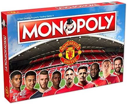 Winning Moves Juego de Mesa Monopoly Football Club Special Edition: Amazon.es: Juguetes y juegos