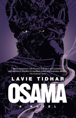 Book cover for Osama