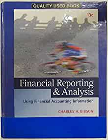 financial reporting and analysis book pdf