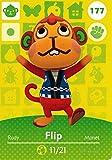 Nintendo Animal Crossing Happy Home Designer Amiibo Card Flip 177/200 USA Version