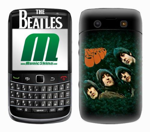 MusicSkins, MS-BEAT70043, The Beatles - Rubber Soul, BlackBerry Bold (9700), Skin Beatles Rubber Soul Skin