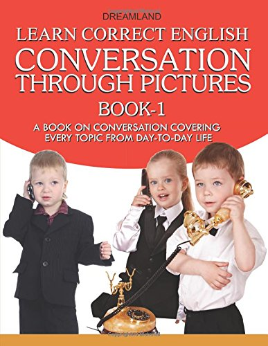 Buy Learn Correct English Conversation - Part 1 Book Online