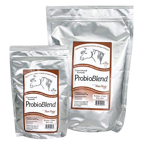 ProbioBlend Equine Digestion Support - 12.7 Ounce by Mare Magic