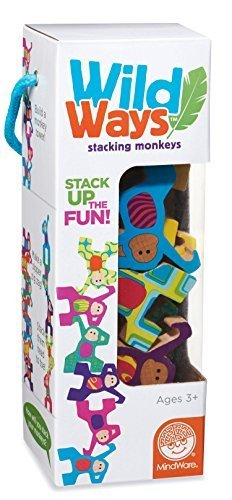 Wild Ways: Stacking Monkeys by MindWare