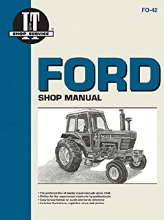 amazon com 1965 1975 ford tractor 2000 7000 service manual book rh amazon com Ford 5000 Tractor Wiring Diagram 5610 Ford Tractor Wiring Diagram