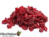 OliveNation Cranberries Dried, 8 Ounce Review