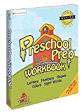 Preschool Prep Workbook (featuring all of the characters from Meet the Letters, Meet the Numbers, Meet the Shapes, Meet the Colors)
