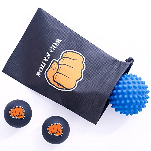 Massage Ball Set Athletes Convenient