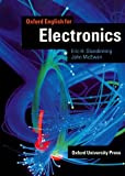 img - for Oxford English for Electronics: Student's Book book / textbook / text book