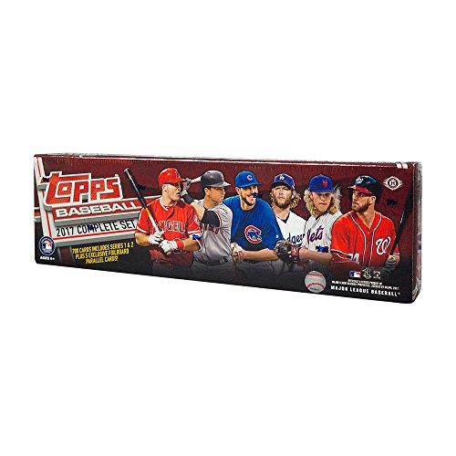 2017 Topps Baseball Factory Set Hobby Version