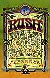 Rush Music Poster Print, 24x36