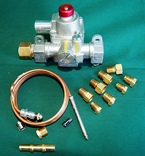- Bari Fmda Safety Valve Replacement Kit - Bari Pizza Ovens