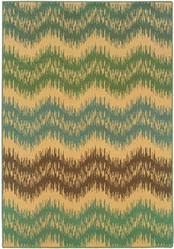"""Sphinx Oriental Weavers Ensley Area Rug 4441M 9'10"""" x 12'10"""" Multi"""