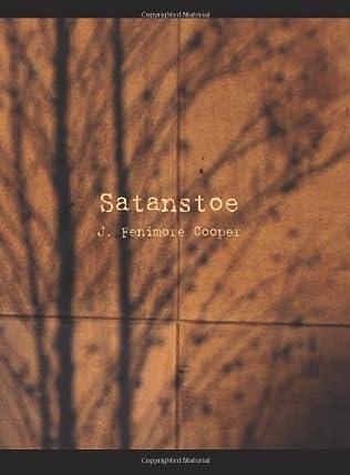 book cover of Satanstoe