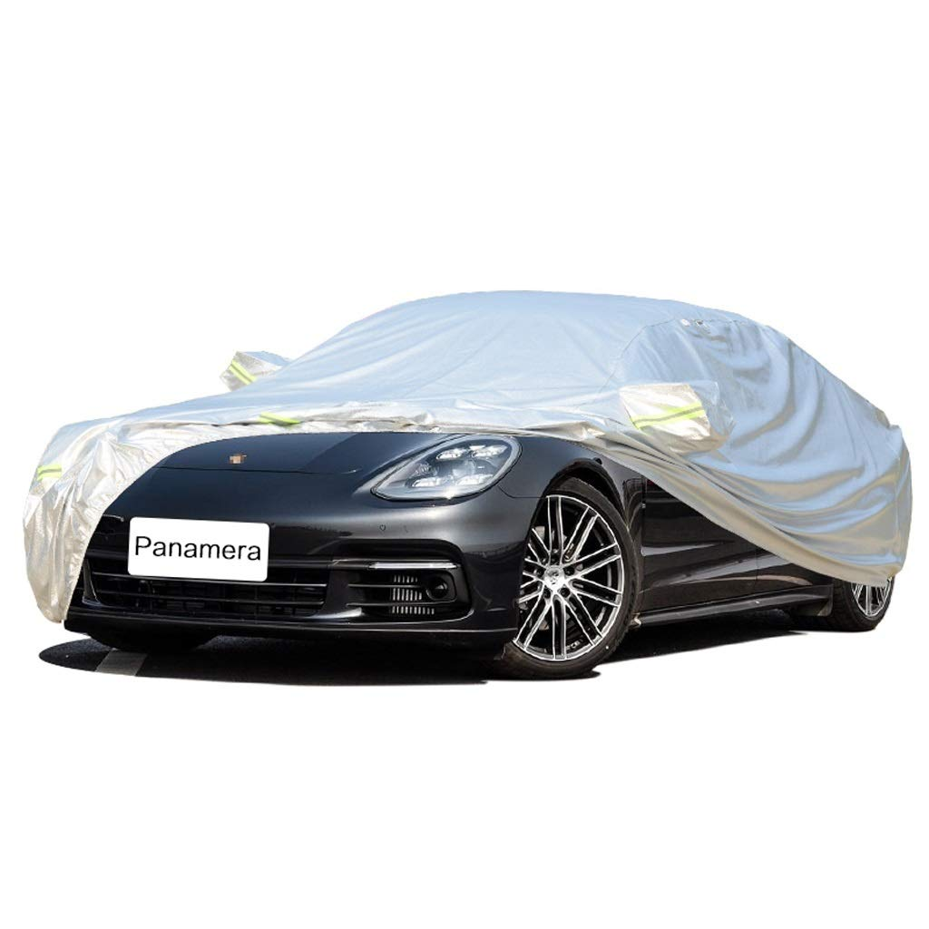 SXET-Car cover Car Cover Windshield Cover All Day Oxford Cloth Dustproof Sunscreen Rainproof Porsche Panamera Special Car Cover
