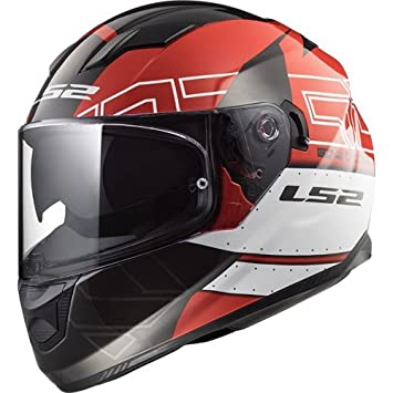 LS2-103204432L/162 : LS2-103204432L/162 : Casco integral STREAM EVO