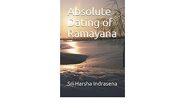 dating of ramayana