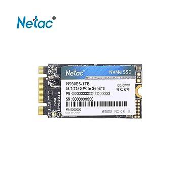 Docooler Netac - Disco SSD NAND PCIe 3D MLC/TLC PCIe 3D MLC/TLC ...