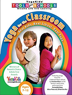 Amazon.com: YogaKids Tools for Schools: Yoga for the ...