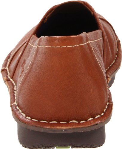 Cut Tabac Center Groundhog Mocassins Comfort Femme UzqWT7Pw