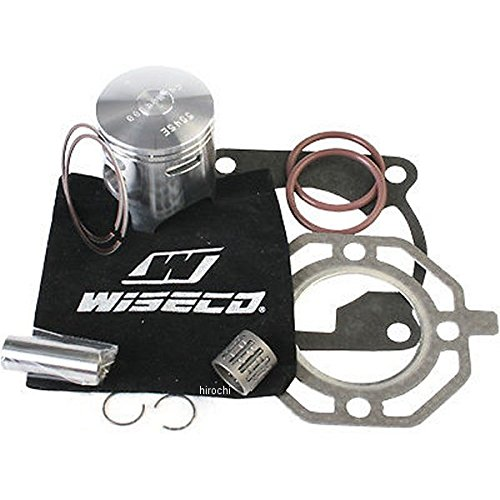 ワイセコ Wiseco ピストンキット 48x45.8mm 82cc ボア48.0mm STD 88年-90年 KX80 166465 PK1296   B01MSNEA9K