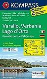 Varallo 97 GPS wp kompass D/I Verbanio - Lago d'Orta