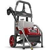 Briggs & Stratton 20680 Electric Pressure Washer, 1800 PSI, 1.2 GPM, Red/Gray/Titanium