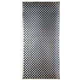 M-D Building Products 57324 Decorative Cloverleaf Aluminum Sheet