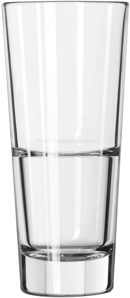 Libbey 15711 Libbey Glassware Endeavor 10 oz. Hi-Ball Glass