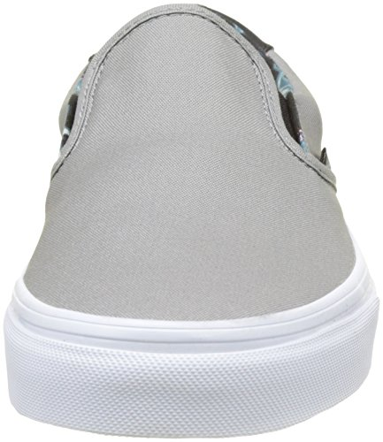 Vans Herren UA Slip-On 59 Sneakers Grau (C And L Dolphins/wild Dove)