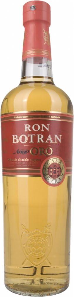 Ron botran Oro 5 años – 0,7 l)