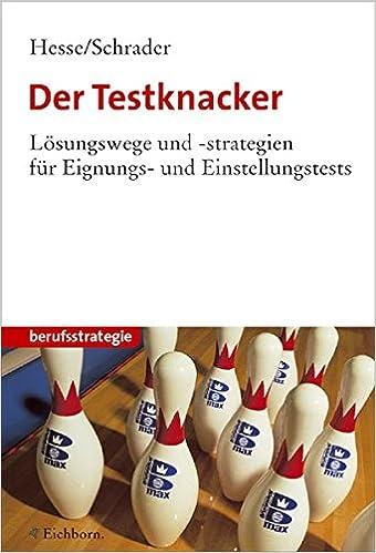 testknacker literatur