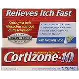 Cortizon-10 Itch Medicine Max Strength Creme 1oz