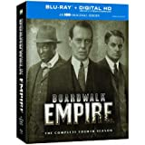 Boardwalk Empire: Complete Fourth Season (Bilingual) [Blu-ray]