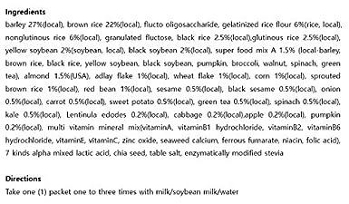 Dr. Luna] Roasted Multigrain y verduras. Formulado por el Dr ...