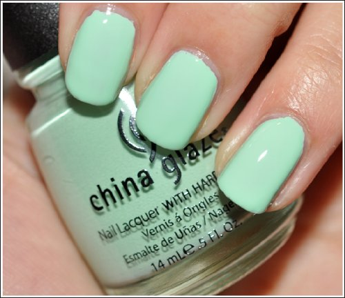 China Glaze Up & Away Collection: Re-menthe fraîche # 867/80937