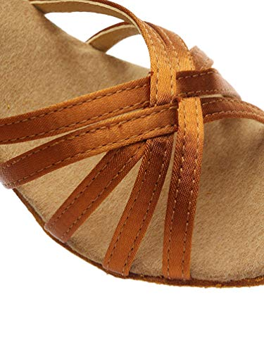 Standard 7 toe Salle Open Bal Heeyuan Talons Léger Sandales Femmes Chaussures Poids Danse Latin De Style Hauts qIwanP0t