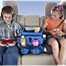 High Road Kids Food 'n Fun Car Seat Organizer with Cooler and Snack Tray