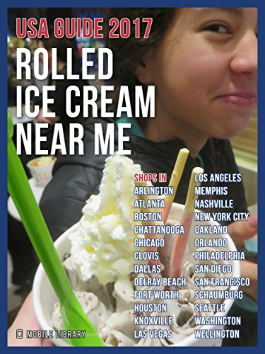 Rolled Ice Cream Near Me: USA Guide - Shopping Chattanooga