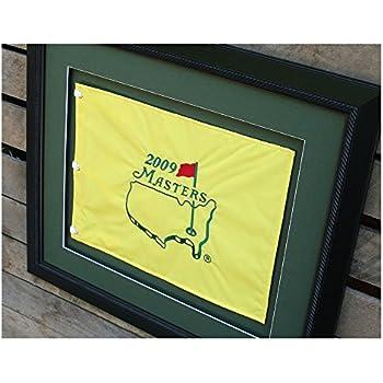 Amazon.com - Golf Flag Frames 20x24 Black, Moulding blk-002, Green ...