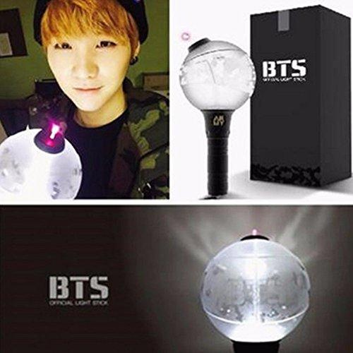 Suiez Kpop BTS Bangtan Boys ARMY Light Stick Limited Concert Lamp (BTS Ver.1)