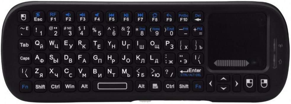 BHGFCGYUH Computer Peripherals Bluetooth Keyboard Mechanical Wireless Keyboard with touchpad Wireless Keyboard
