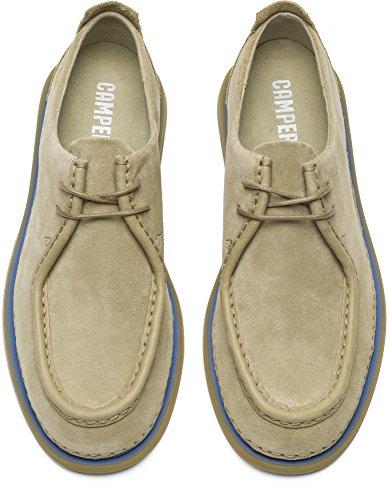 Camper Nixie K200347-001 Zapatos planos Mujer Beige