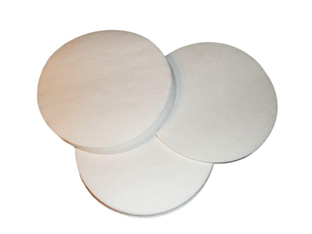 Retention Medium Speed Paper Sci-Supply LC27614-102E Qualitative Grade Filter Paper - 15 cm 10 Micron Pore Size