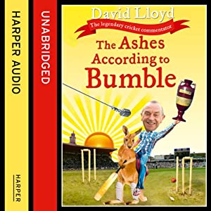 The Ashes According to Bumble | Livre audio