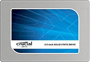 Crucial BX100 500GB SATA 2.5 Inch Internal Solid State Drive - CT500BX100SSD1