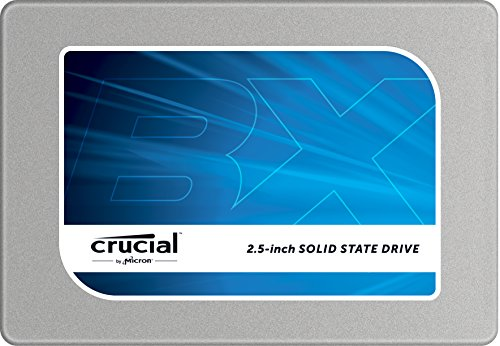 [OLD MODEL] Crucial BX100 1TB SATA 2.5 Inch Internal Solid State Drive - CT1000BX100SSD1