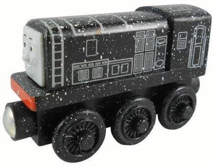 Thomas Wooden Railway - Snowy Diesel - Loose